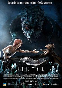 فيلم Sintel  Sintel_poster
