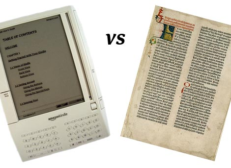ebooks vs paper books essay In this essay, i aim to explore differences and similarities between e-books and paper books to understand how the form affects readers' experience the debate about paper books versus e-books is long-standing, and there will always be a bunch of arguments for and against each of the modes hence.