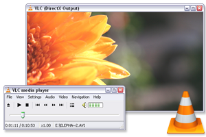 ������ ����� ������� media player vlc-win32.png